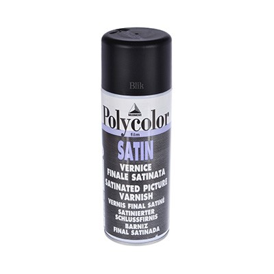 Werniks Polycolor satynowy spray 400 ml