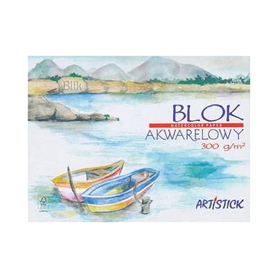 Blok akwarelowy Artistic A 5 300 g