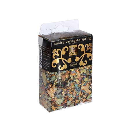 Szlagmetal mozaikowy Maimeri płatki Spring