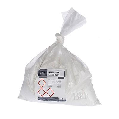 Gips alabastrowy 1kg