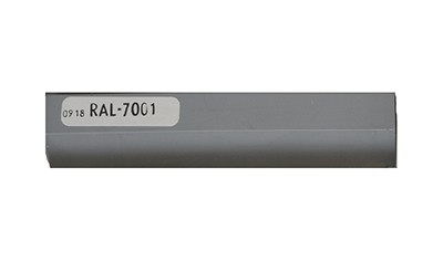 Pałeczka woskowa twarda Bao szara RAL-7001