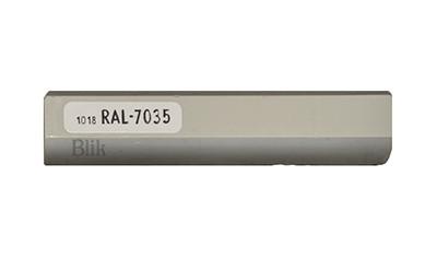 Pałeczka woskowa twarda Bao szara RAL-7035