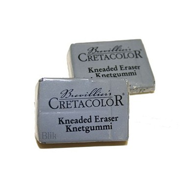 Gumka chlebowa Cretacolor szara