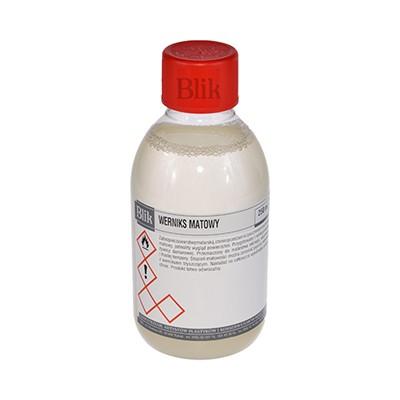 Werniks matowy Blik 250 ml