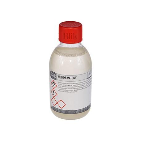 Werniks damarowy matowy 250 ml