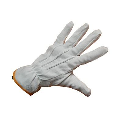 Rękawiczki ochronne bawełniane S (7)