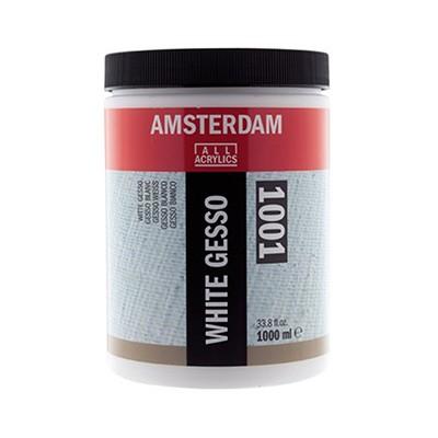 Gesso grunt akrylowy Amsterdam 1 l
