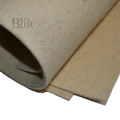 Filc techniczny 2 mm naturalny 25/100 cm