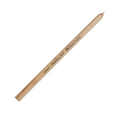 Gumka w ołówku Perfection Faber-Castell biała