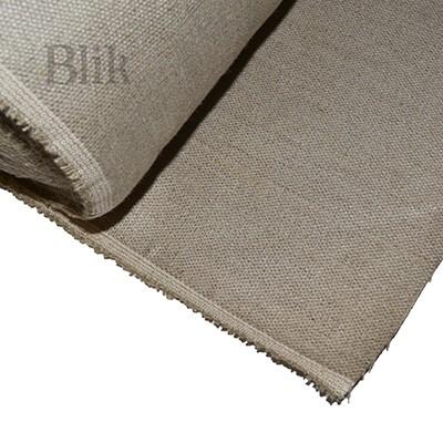 Płótno lniane tkanina malarska 141 cm