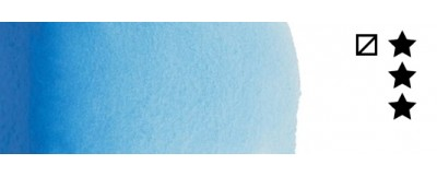 535 Cerulean blue phtalo akwarela Rembrandt gr II tubka 10 ml