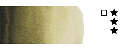 620 Olive green akwarela Rembrandt tubka 10 ml