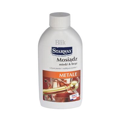 Środek do czyszczenia miedzi Starwax 250 ml