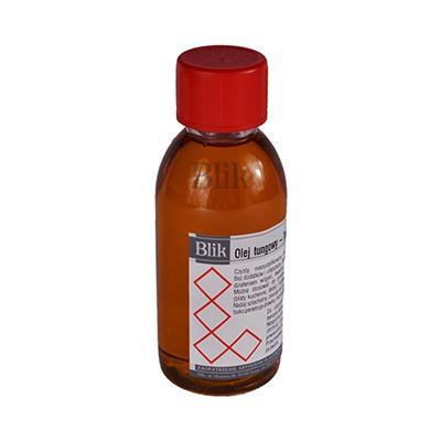 Olej tungowy Blik 150 ml