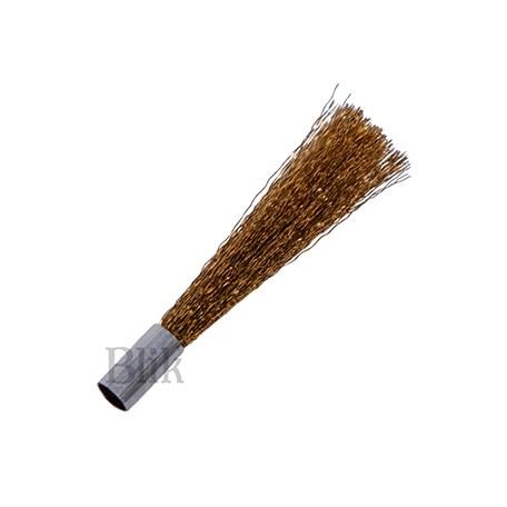 Wkład wymienny pędzelek drut mosiężny 4 mm
