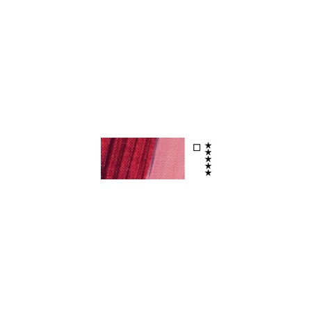 343 Alizarin crimson hue farba akrylowa Akademie 250 ml