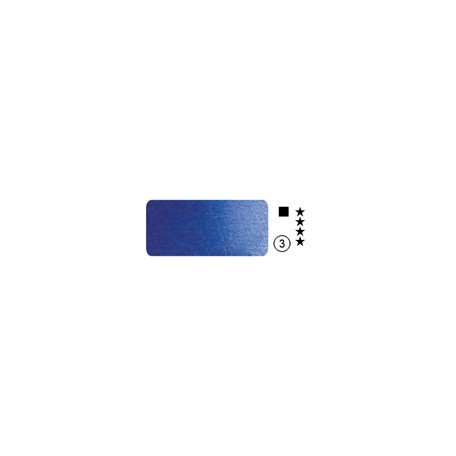 482 Delft blue akwarela Horadam kostka III gr