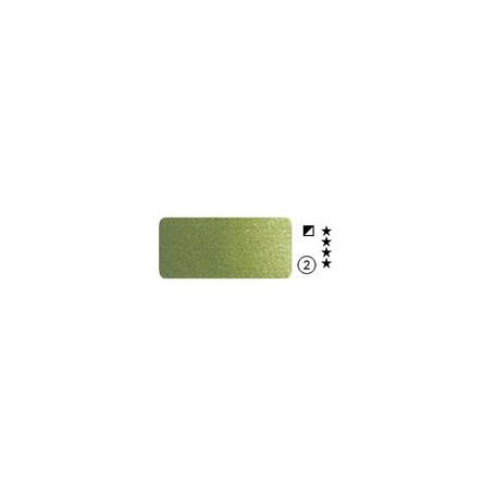 525 Olive green yellowish akwarela Horadam kostka II gr