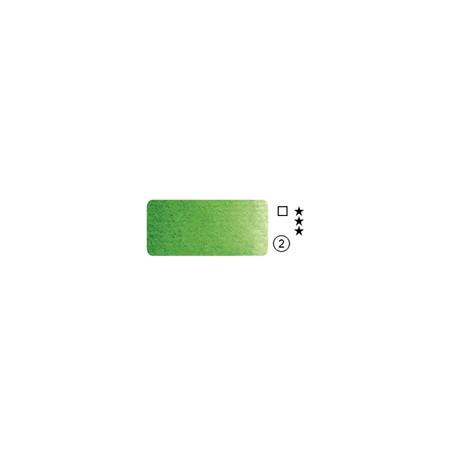 530 Sap green akwarela Horadam kostka II gr