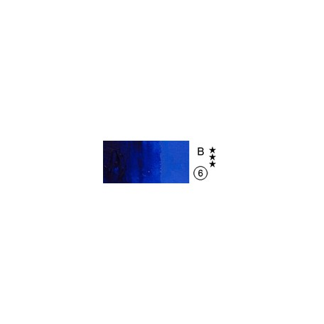126 Ultramarine blue green shade farba akrylowa Cryla 75 ml