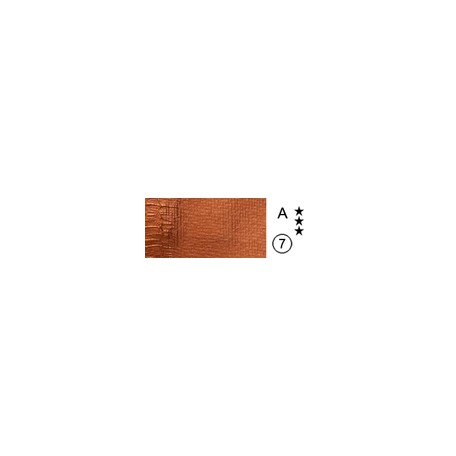 230 Cooper metaliczna farba akrylowa Cryla 75 ml