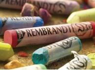 Akcesoria rysunkowe Pastele suche Rembrandt