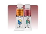 Farby akrylowe: System 3, 75 ml Daler&Rowney
