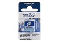 Akwarele: Van Gogh kostka